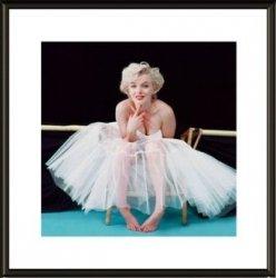 Obraz w ramie - Marilyn Monroe Ballerina