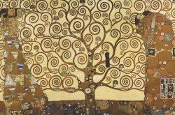 The Tree Of Life, Stockelt Frieze - plakat