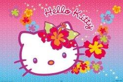 Hello Kitty (kicz) - plakat