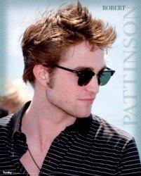 Robert Pattinson(Cienie) - plakat