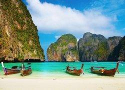 Fototapeta na ścianę - Tailandia - 254x183 cm