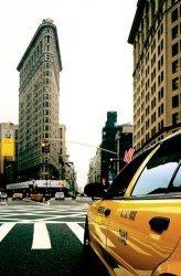 Fototapeta na ścianę - Cloudy day at New York - 115x175 cm