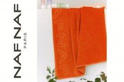 Ręcznik plażowy NAF NAF 90x180cm - Pomarańcz