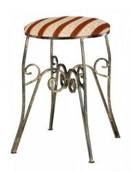 Krzesło Retro z miękkim siedziskiem DecoArt24