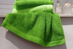 Ręcznik Kąpielowy - Zielony - NAF NAF - 100% Bawełny - 70x140 cm