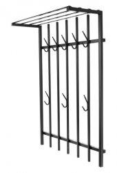 Garderoba do przedpokoju - Metalowa - Loft - 90