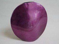 Wazon ceramiczny - Ametyst - 33x10x35cm
