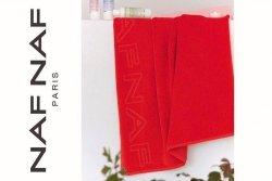 Ręcznik plażowy - Czerwony - NAF NAF - 90x180cm