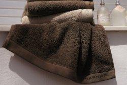 Ręcznik Kąpielowy - Mokka - 100% Bawełna - NAF NAF