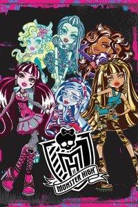 Monster High Monsters - plakat