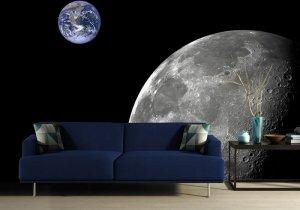 Fototapeta na ścianę - Planeta Ziemia - 320x230 cm - Klej Gratis!