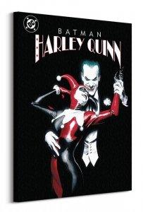 DC Joker & Harley Quinn (Dance) - Obraz na płótnie