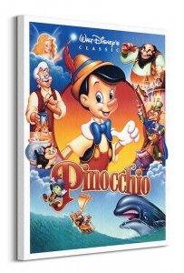 Obraz dla dzieci - Pinokio (Obsada)