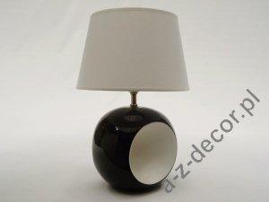 Lampka nocna - OLA szara - 25x38cm