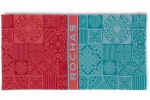 Ręcznik plażowy - 100% Bawełna - ROCHAS Baisha - 90x180cm