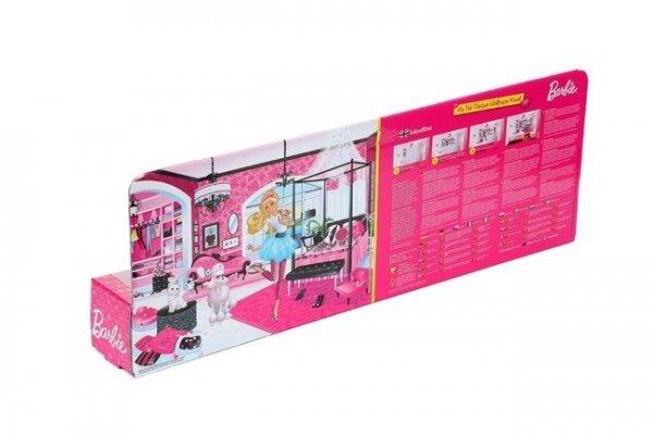 Fototapeta dla dzieci - Barbie - 3D - Dekoracje do domu - Sklep