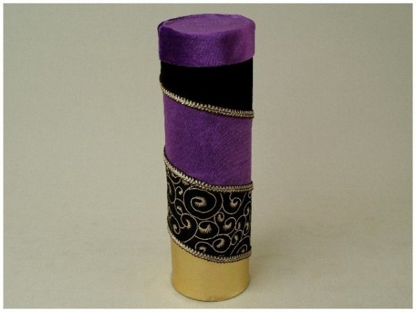 Pudełko na prezent - Fiolet - 10x31cm