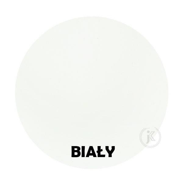 Biały - Kolor Kwietnika - Kolumna 1-ka - DecoArt24.pl