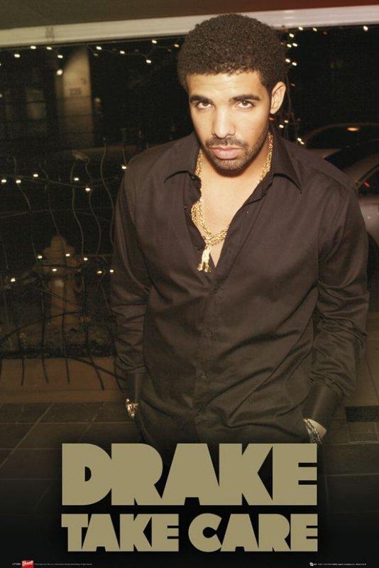 Aubrey Drake Graham - plakat