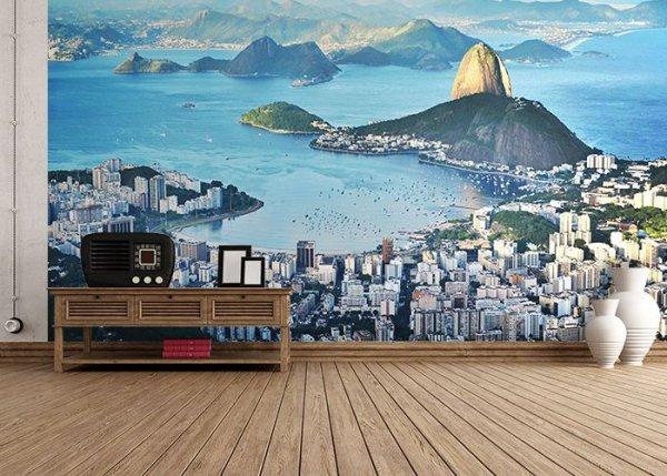 Fototapeta na ścianę - Rio de Janeiro - Piękny widok - 366x254cm
