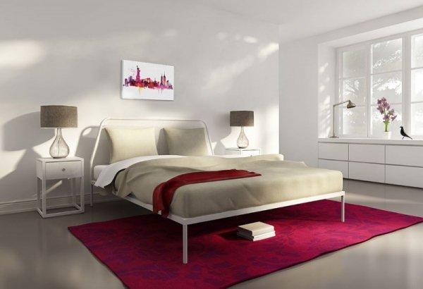 Obraz na płótnie  New York Skyline - 40x30 cm