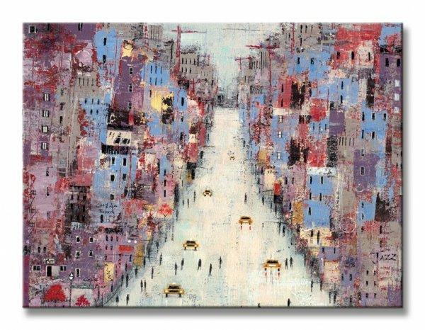 Downtown - Obraz na płótnie