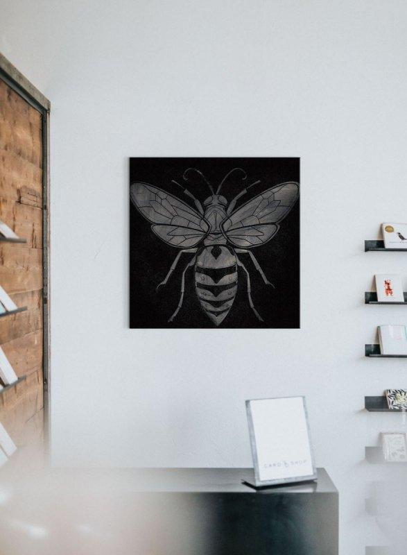 Wasp - Obraz na płótnie