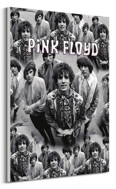 Pink Floyd Piper - obraz na płótnie
