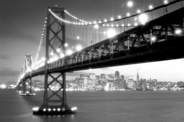 San Francisco - plakat