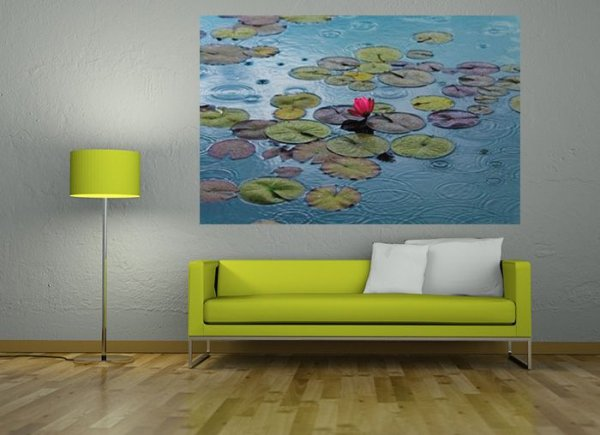 Fototapeta Wodna Lilia - 175x115 cm
