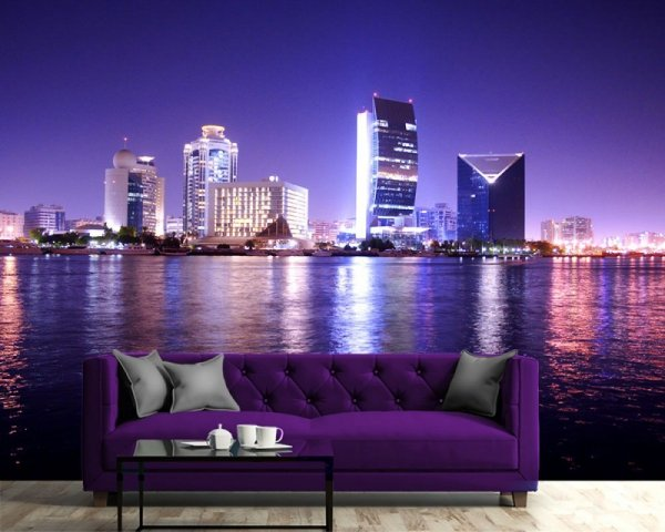 Fototapeta na ścianę - Dubai - 254x183 cm