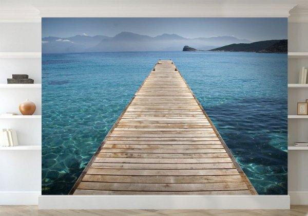Fototapeta na ścianę - Korsyka - 254x183 cm