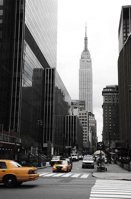 Fototapeta na ścianę - Emipre State Building, Manhattan - 115x175 cm