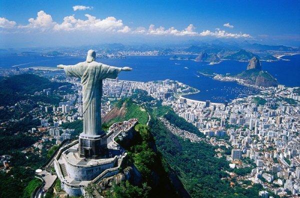 Fototapeta na ścianę - Rio de Janeiro, Brazylia - 175x115 cm
