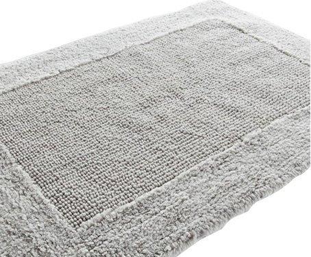 Dywanik łazienkowy - Jasno szary - 50x75cm