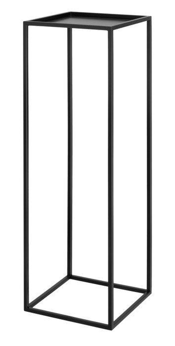 Kwietnik metalowy -  Stojak wielofunkcyjny 93x28cm  - Dekoracje do domu - Sklep DecoArt24.pl