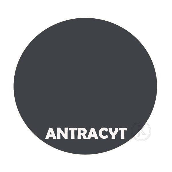 Antracyt - kolor kwietnika - 3-ka Z - DecoArt24.pl