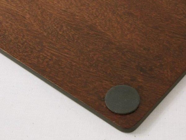 Podkładka na stół - Drewniana - Brown - 30x40cm