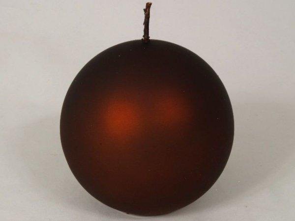 Świeca - Kula velvet - 10cm