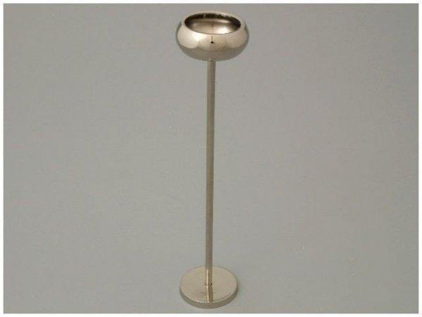 Świecznik - 5x25cm - Metalowy