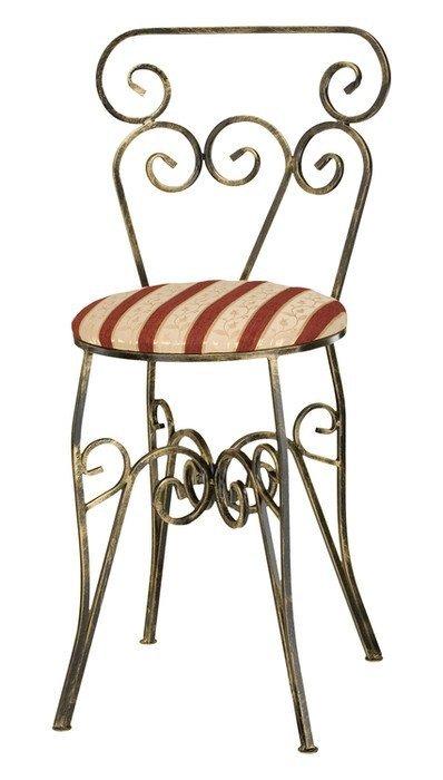 Krzesło metalowe - Sklep