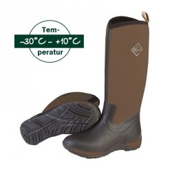 MUCK ARCTIC ADVENTURE SOLID Termobuty / buty stajenne