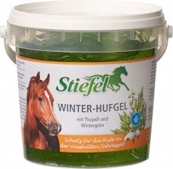 STIEFEL Winter-Huf-Gel zimowy żel do kopyt 500 ml