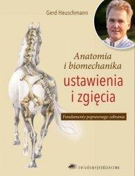 KSIĄŻKA Anatomia i biomechanika, ustawienia i zgięcia Gerd Heuschmann 24H