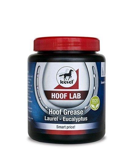 LEOVET HOOF LAB HOOF FETT Smar do kopyt z olejkiem laurowym i eukaliptusem 750ml 24H