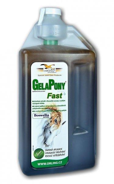 ORLING GelaPony Fast Biosol szybka reakcja na kontuzje ścięgien i stawów 3l