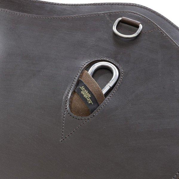 KAVALKADE STUDGUARD Popręg z fartuchem z elastycznymi gumami