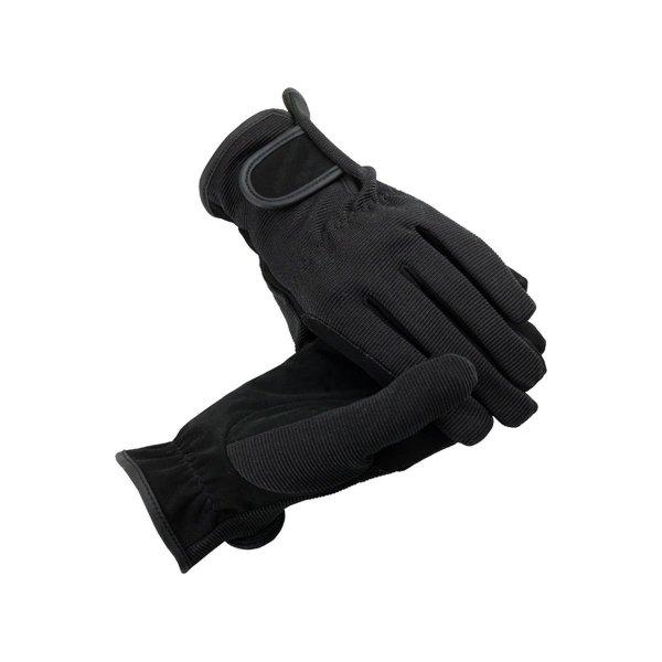 HORZE Rękawiczki elastyczne jeździeckie