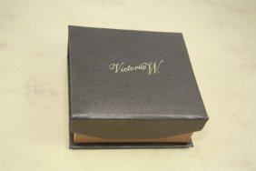 Ozdobne pudełko VictoriaW dla biżuterii