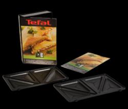 Zestaw do przygotowywania trójkątnych kanapek tostowych XA800212 Tefal Snack Collection